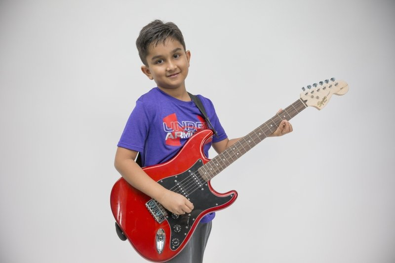 Guitar Lessons in Jenison Michigan