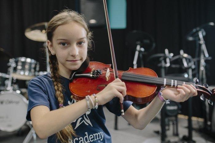 Violin Lessons in Jenison Michigan