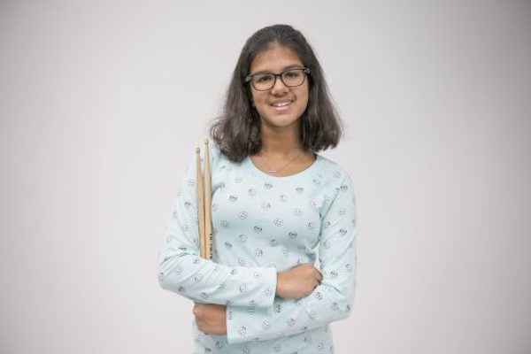 Drum Student in Jenison