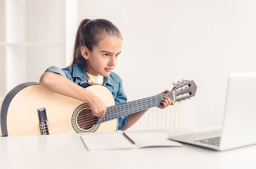 Guitar Lessons Online in Jenison