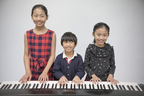 Piano Students in Jenison