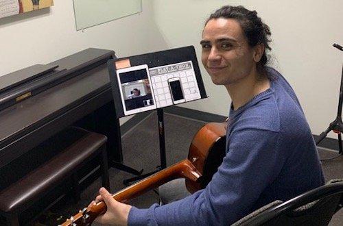 Online Guitar Instructor