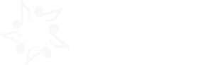 Jenison Academy of Music Logo