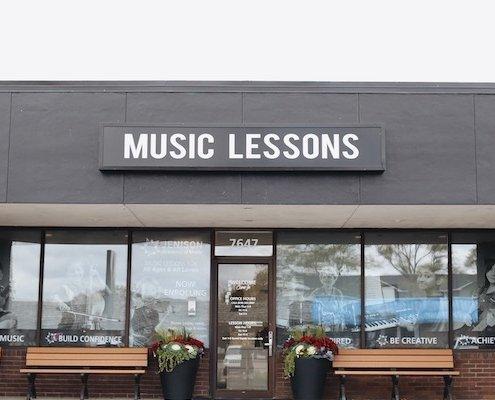 Jenison Music School